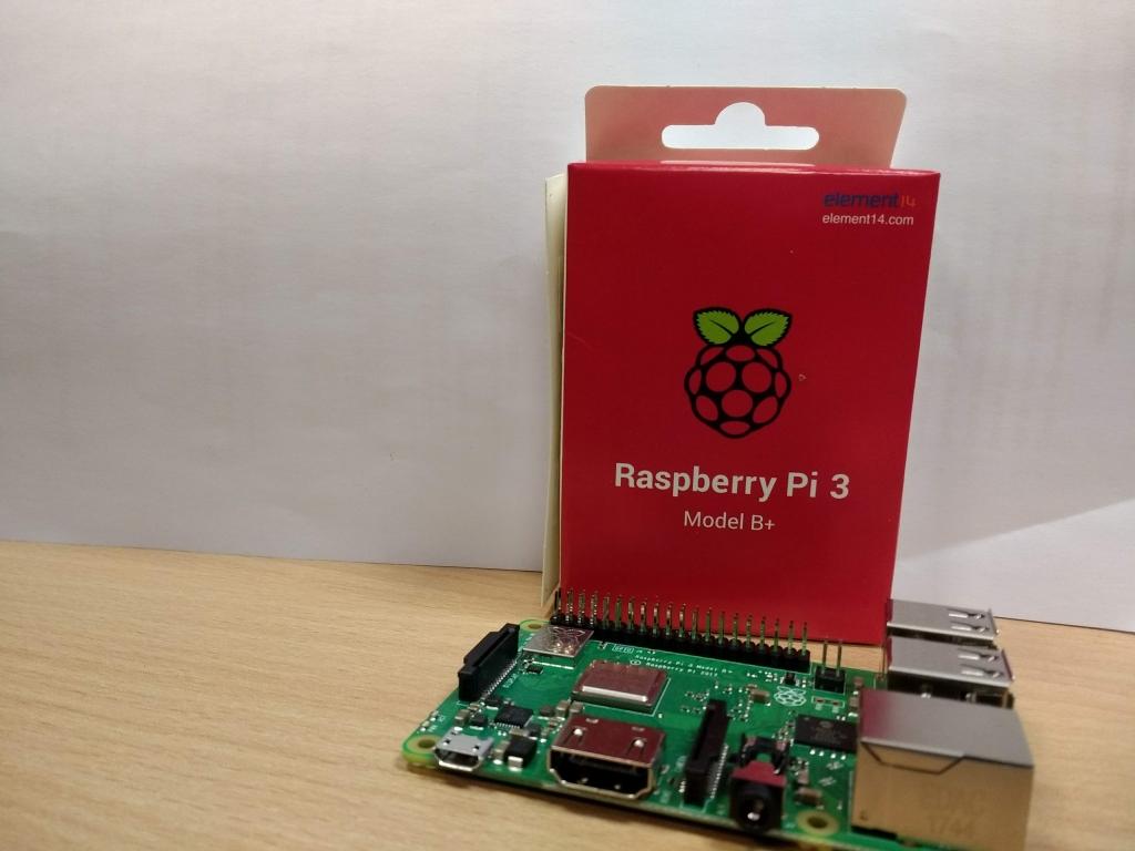 Pi 3B+